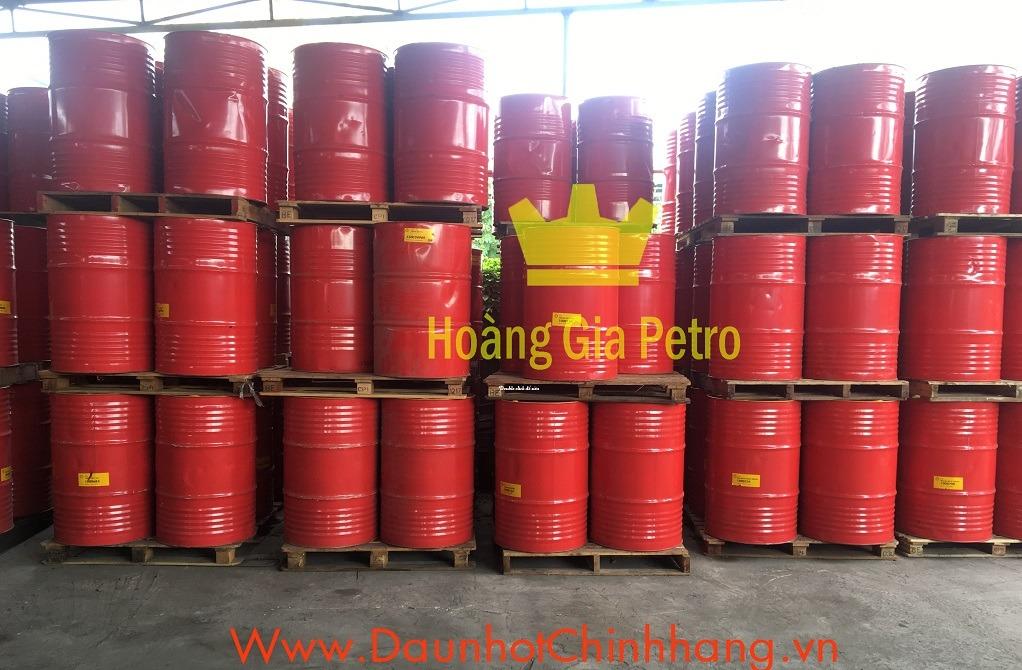 Kho dầu nhớt Shell
