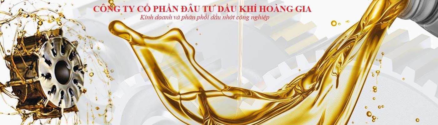 Tổng đại lý phân phối dầu nhớt công nghiệp tại Đồng Nai