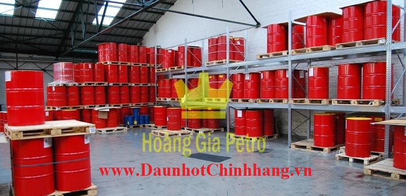 Đại lý phân phối dầu nhớt Shell chính hãng uy tín tại TPHCM